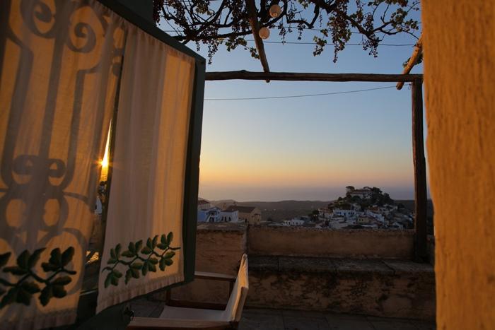 Kea island in Greece