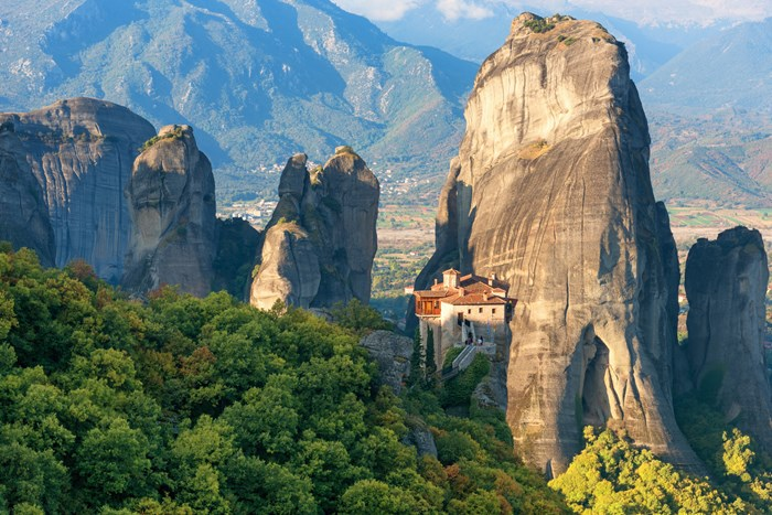Meteora in Autumn
