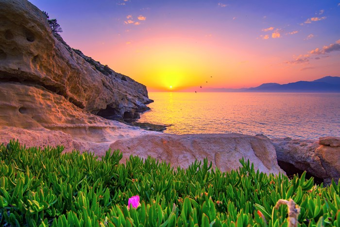 Spring in Crete