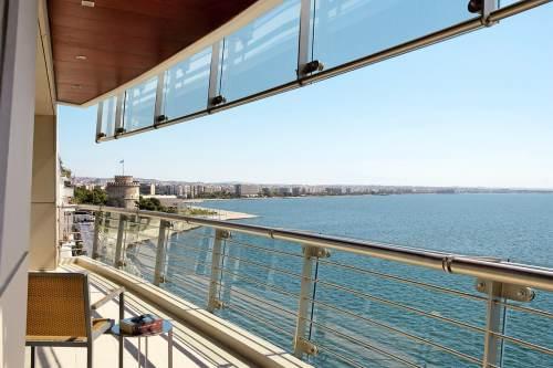 Hotel Daios view