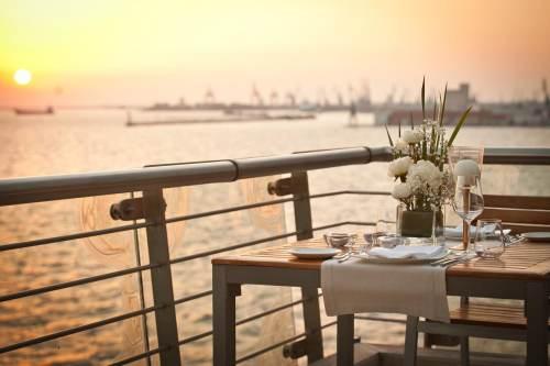 Hotel Daios balcony