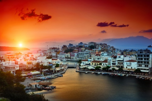 Agios Nikolaos Corfu