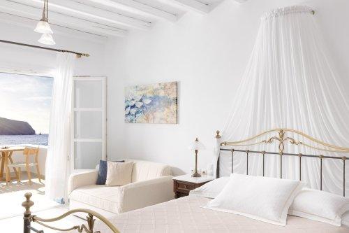 Hotel Melian bedroom