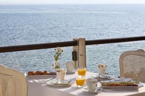 Hotel electra palace breakfast