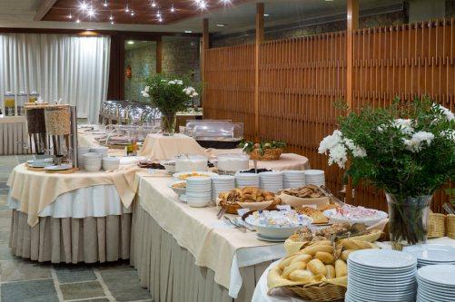 Hotel Amalia Delphi breakfast