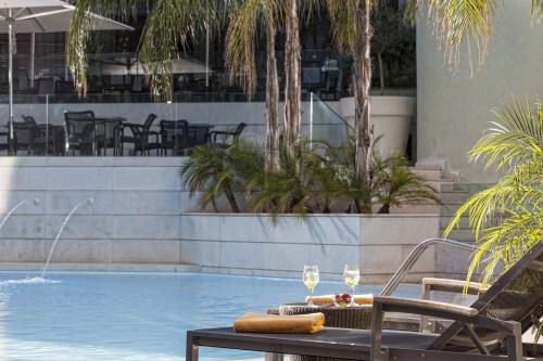Galaxy Hotel Iraklio pool