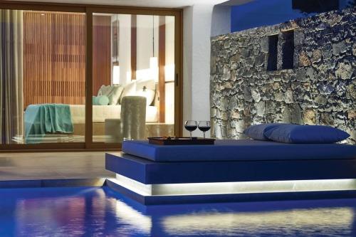 elounda peninsula private pool