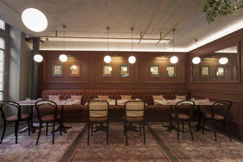 Excelsior Hotel Thessaloniki restaurant