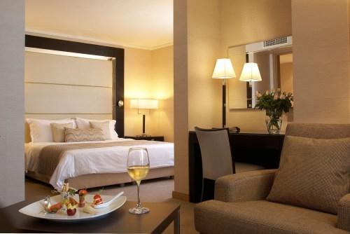Galaxy Hotel Iraklio room