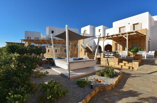 Hotel Kallisti terrace
