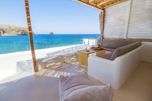 Salt Suites terrace