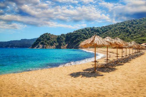 Aselinos Beach Skiathos