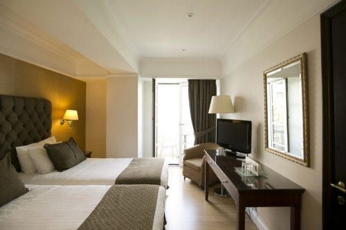 standard room in Hera hotel