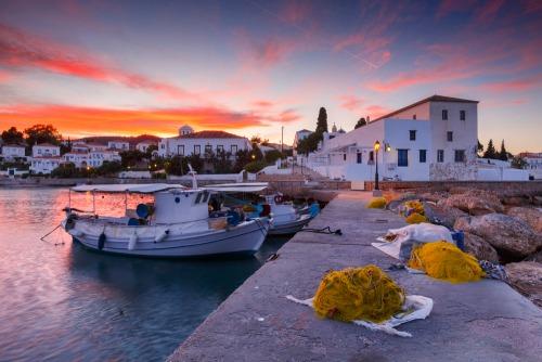 Spetses island.
