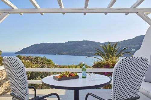 Hotel Archipelagos balcony