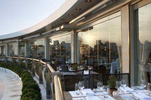 Hotel electra palace dining