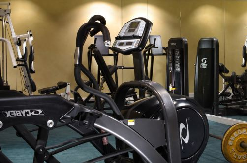 Hotel Royal Olympic gym