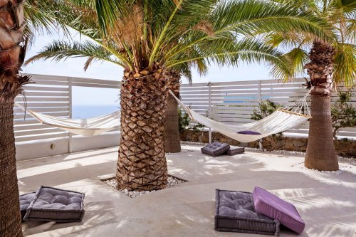 Pietra I Mare Hotel hammock