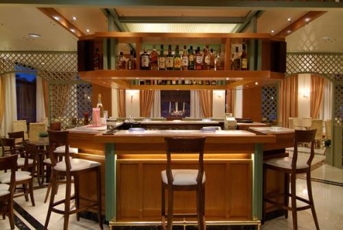 Hotel Kalafati bar