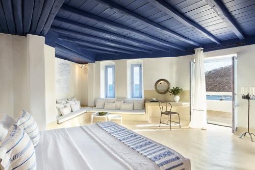 Mykonos Blu Hotel room