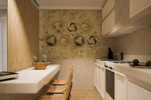 Casa Vitea kitchen