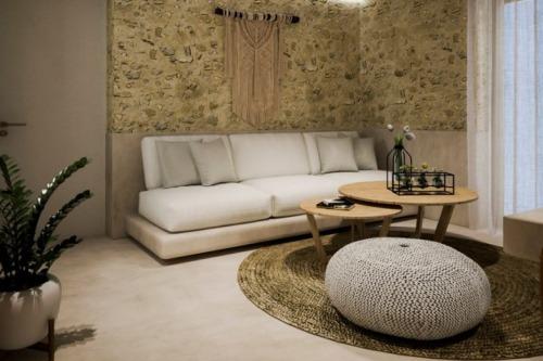 Casa Vitea living room