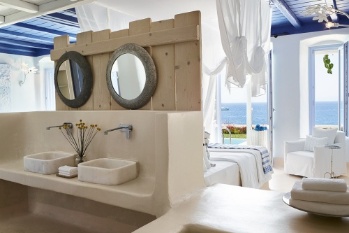 Mykonos Blu Hotel villa