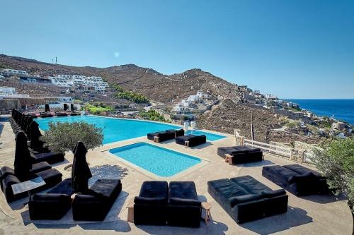 Myconian Villa Collection pool