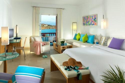 Hotel Petasos Beach family room
