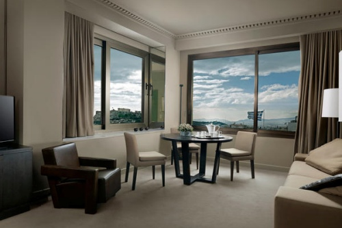 NJV AThens PLaza room view