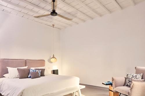 Hotel Boheme bedroom