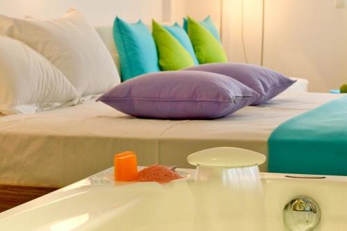 Hotel Petasos Beach room