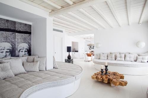 Myconian Villa Collection suite