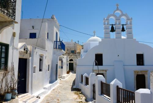 Amorgos capital