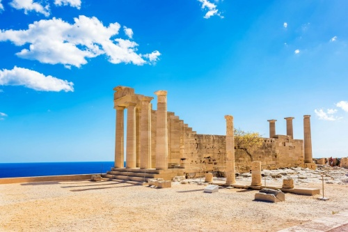 Ancient Acropolis of Lindos
