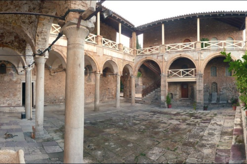Archaeological Museum of Mystras