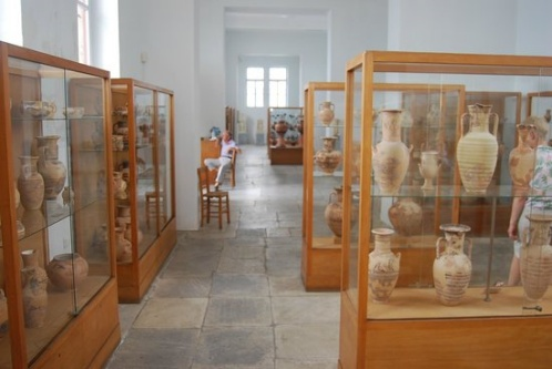 Archeological Museum of Mykonos.