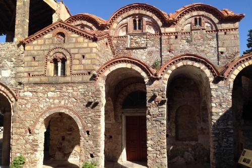 Cathedral of Agios Demetrios, Mystras