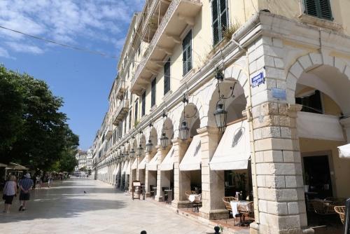 Corfu Esplanade