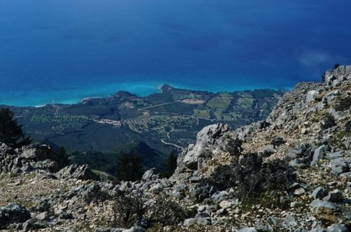 Hike Mount Aenos