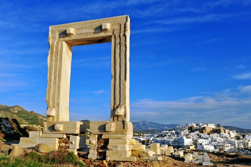 Naxos APollo Temple