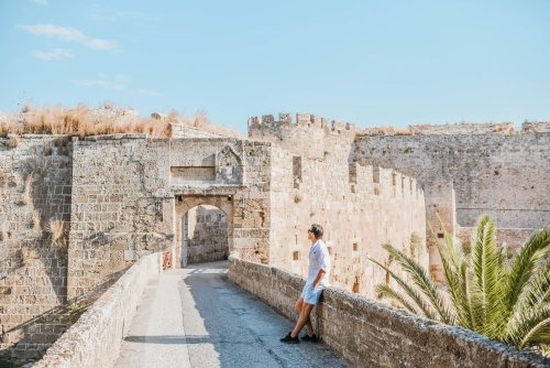 Old City Walls rhodes