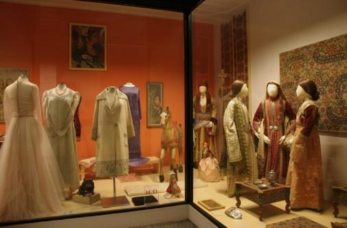 Peloponnesian Folklore Foundation Museum.