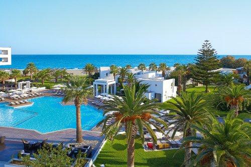 Creta Palace pool