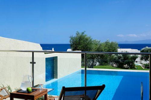 POrto Elounda Golf and Spa private pool