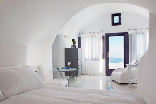 Hotel Chromata junior suite view