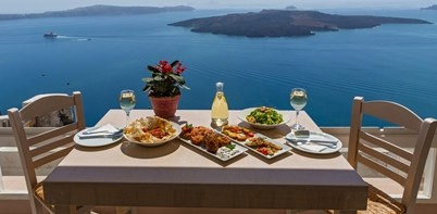 Greek food and wine tours