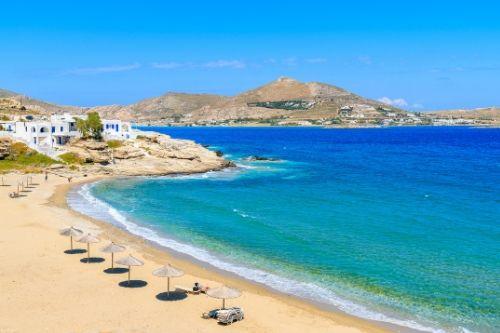naoussa Village, Paros Island