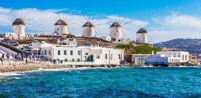 Mykonos, Greece, Unforgettable Greece