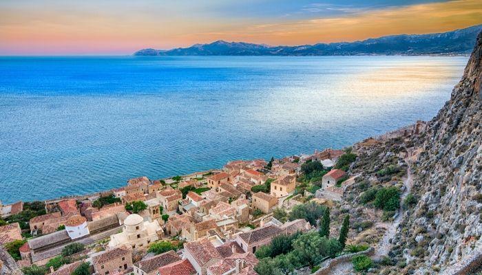 Monemvasia, Greece, Unforgettable Greece